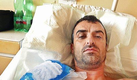 Ivan Jakeš po operácii