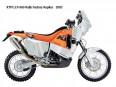 Úspešná predchodkyňa KTM 660 RR