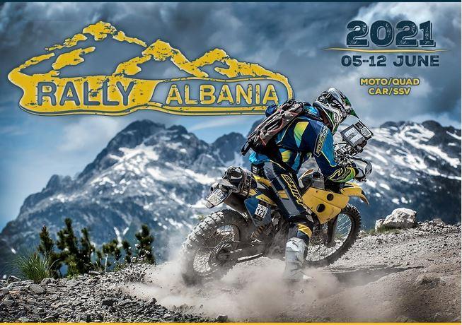 ALBANIA RALLY 2021