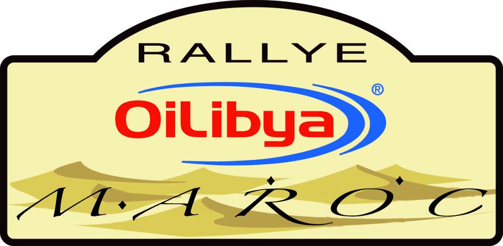 OiLibiya du Maroc Rallye 2015