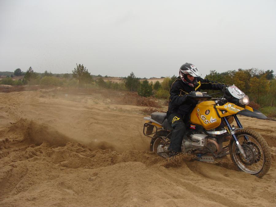 Pozvánka na XXL Sand Rally 2010