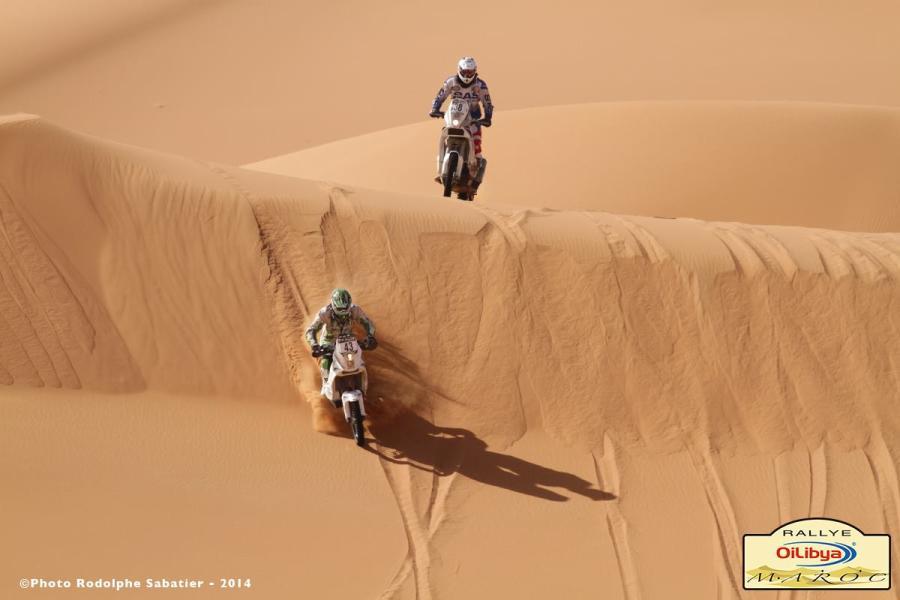 OiLibya Rallye du Maroc 2014