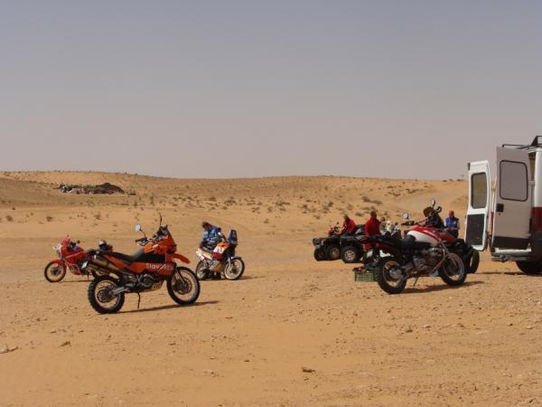 Vykladáme – konečne Sahara