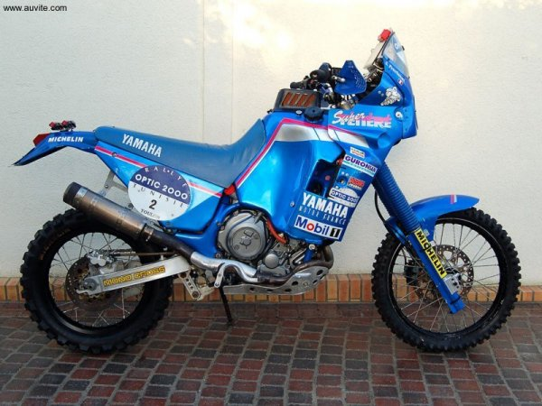 Yamaha XT-XTZ na Dakare I.