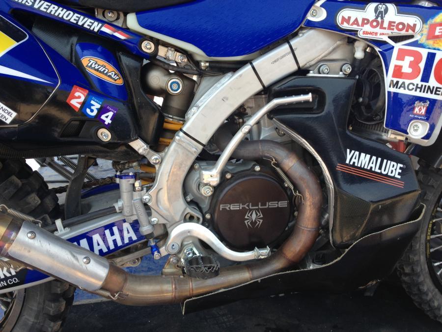 Továrne a jazdci pred Dakarom 2014 – III.