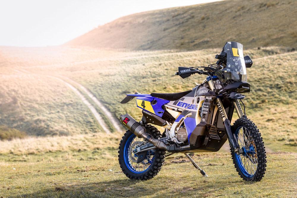 Dakar 2019 – Yamaha